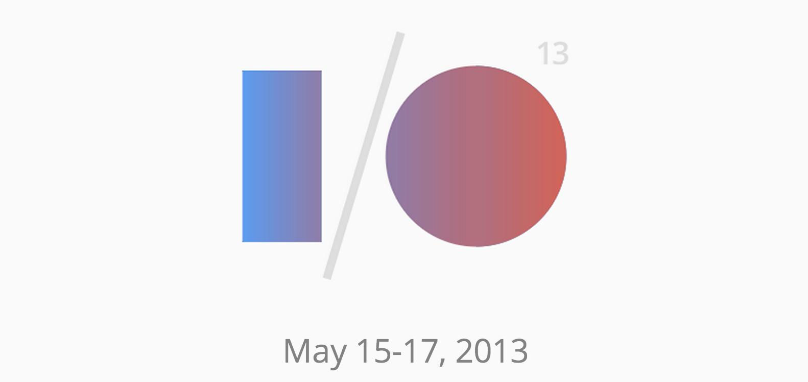 구글 I/O 2013 다시 보기