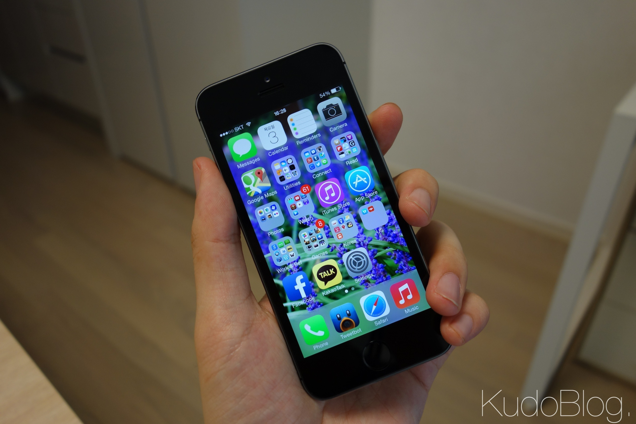 KudoReview: iOS 7