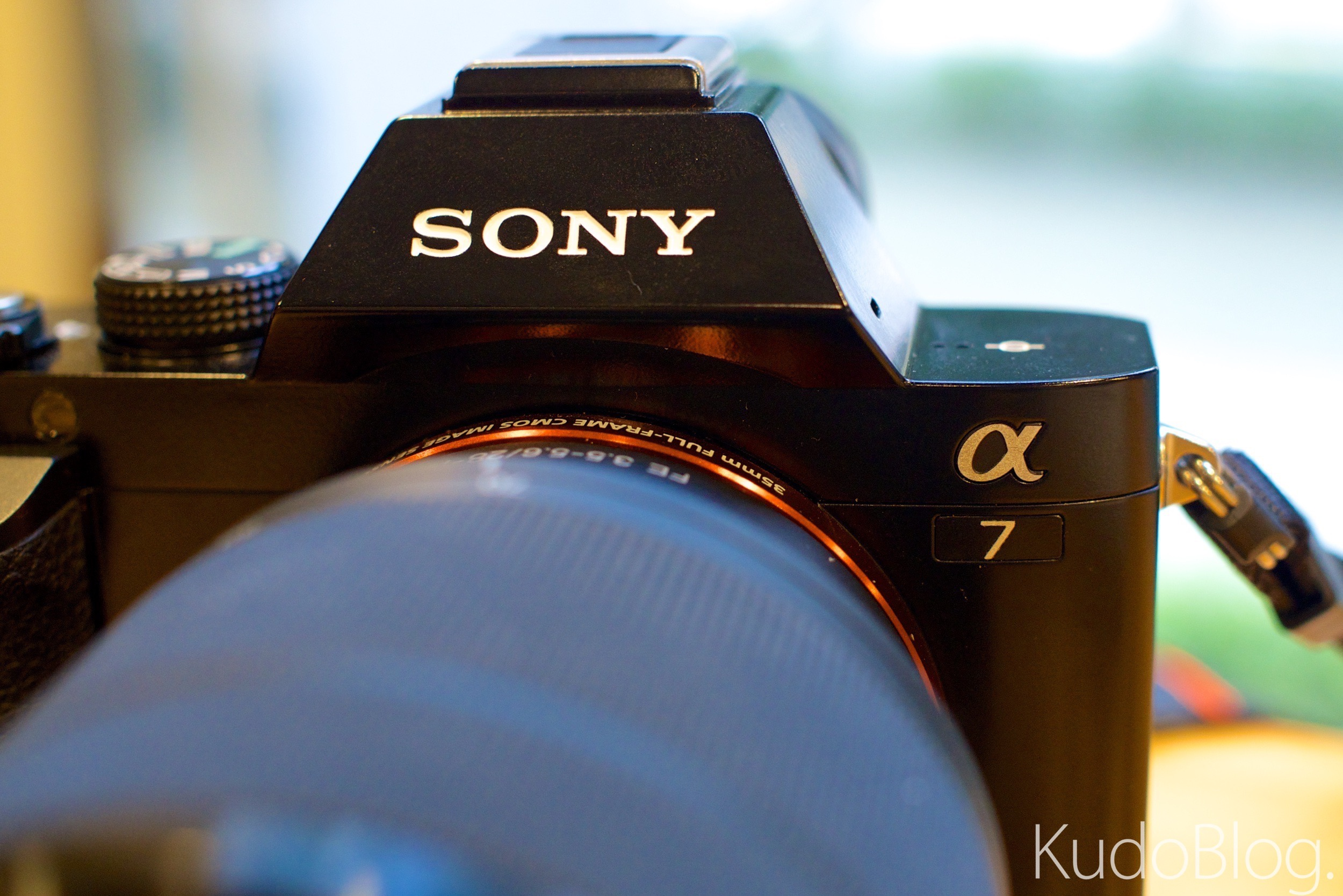 [KudoReview] Sony a7