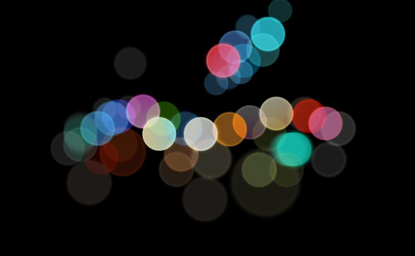 애플 2016년 9월 이벤트: 뭐가 나올 것인가?