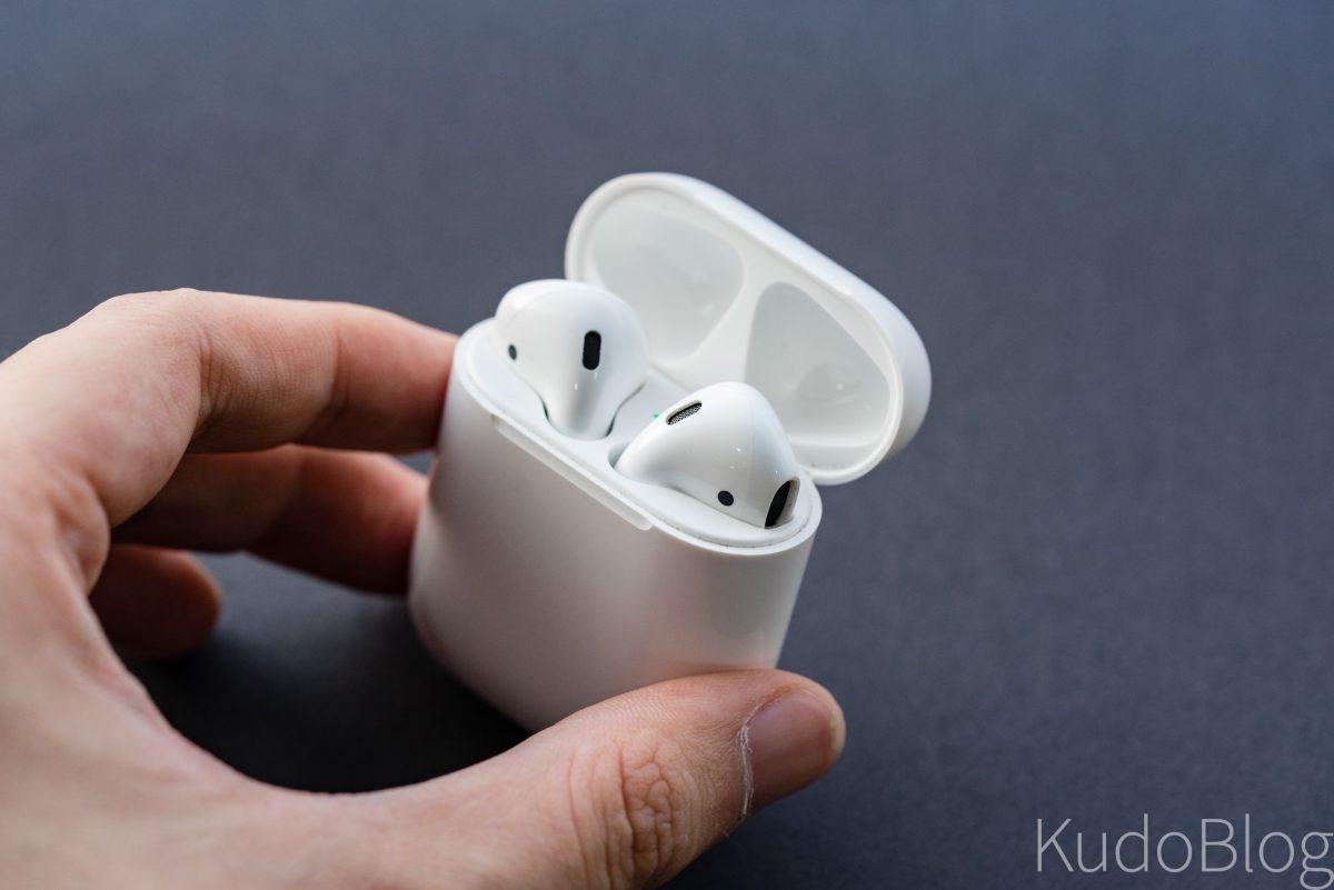 [KudoReview] 애플 에어팟