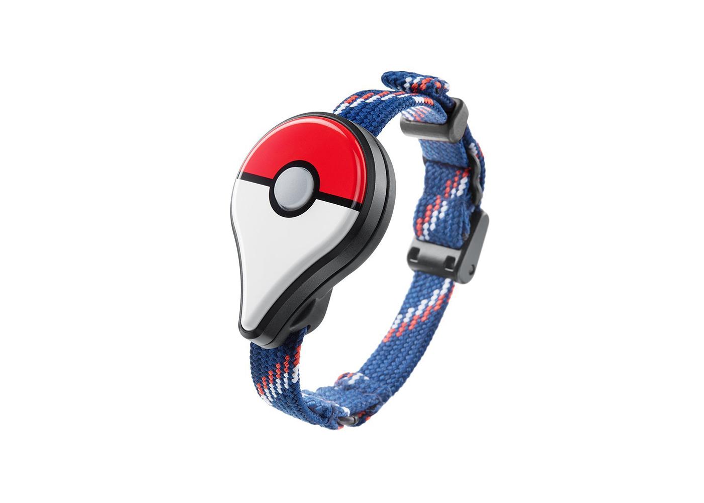 Pokemon go plus band