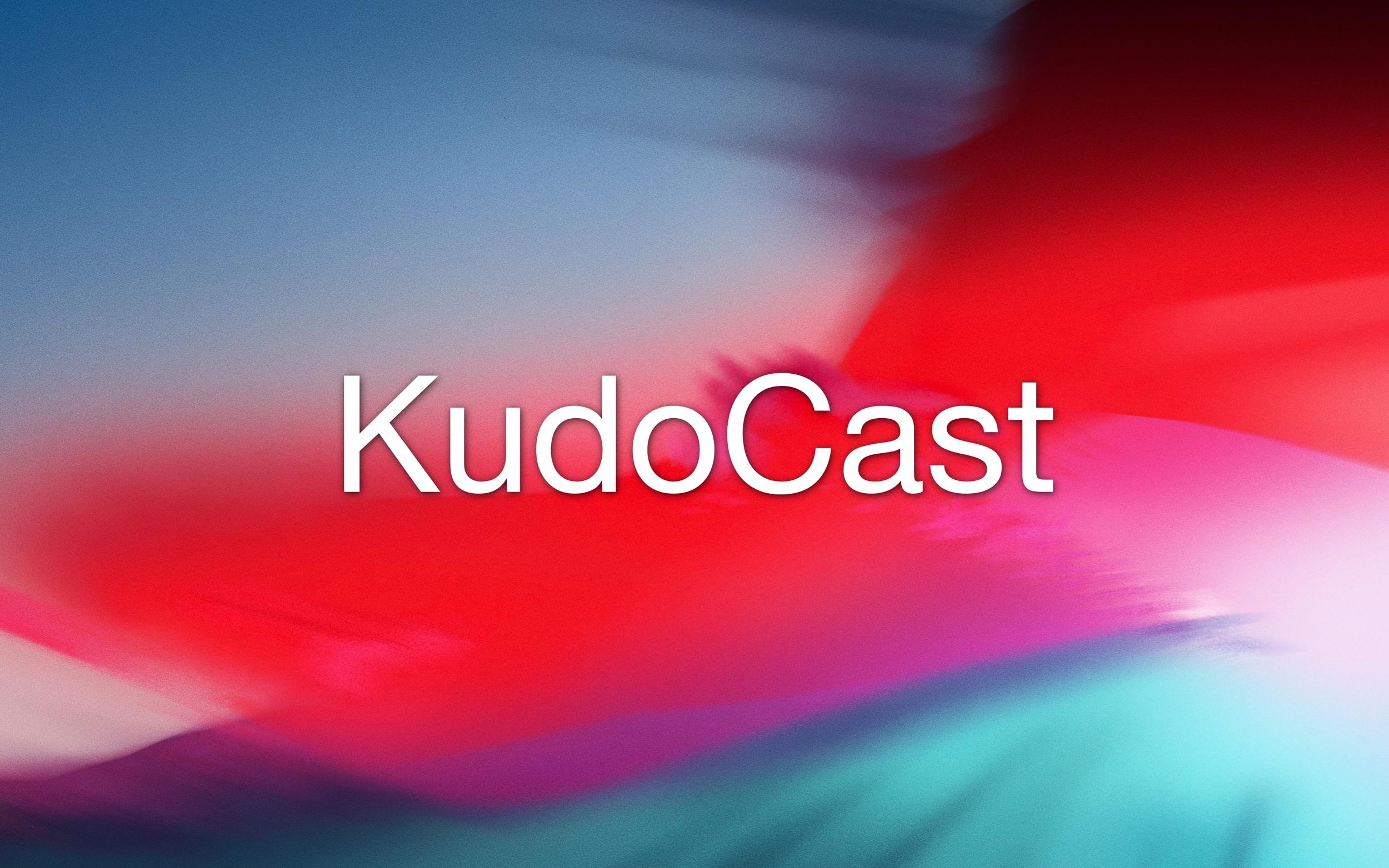 새로운 KudoCast 피드를 소개합니다